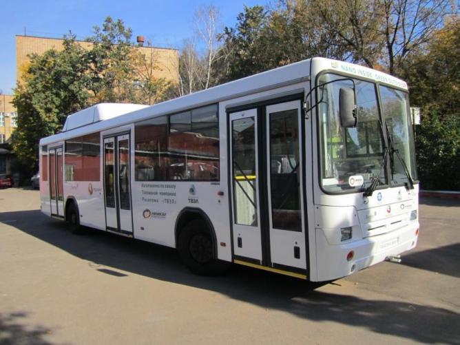 Два электробуса могут выйти на маршруты в Екатеринбурге