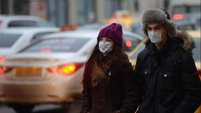 Челябинскую область накрыла новая волна гриппа