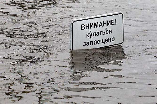 Синоптики не прогнозируют обильных паводков в Свердловской области