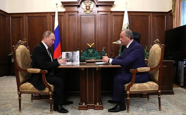 Губернатор Саратовской области попросился в отставку