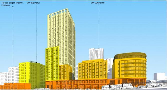 Градсовет Екатеринбурга отчитал архитекторов за излишнюю скромность