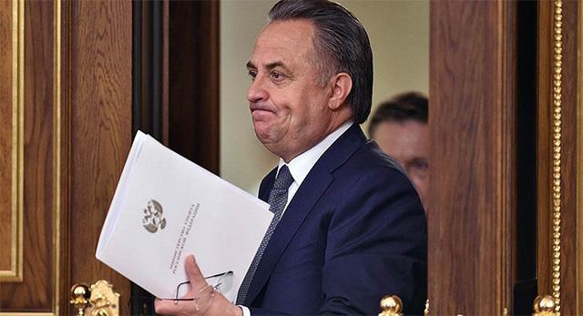 Мутко уже дал согласие на выдвижение его кандидатуры на пост президента РФС