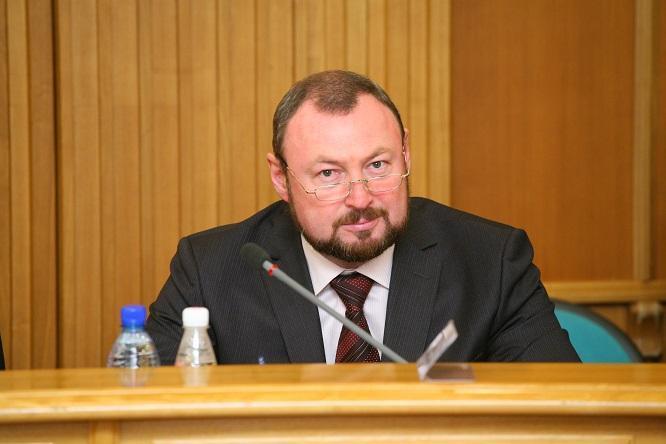 Виктор Тестов, вице-спикер гордумы Екатеринбурга
