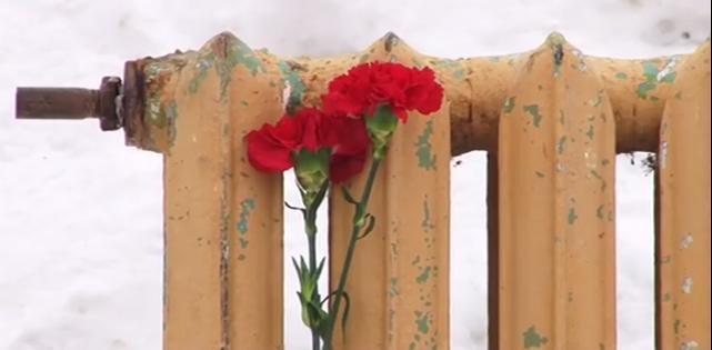 На Урале установлен памятник холодной батарее
