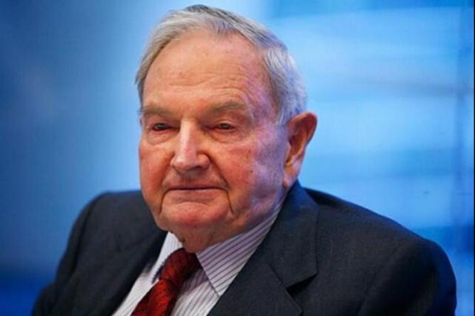 Умер самый старый в мире миллиардер
