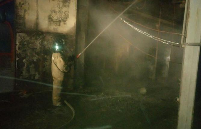 На заводе в Верхнем Тагиле произошёл взрыв