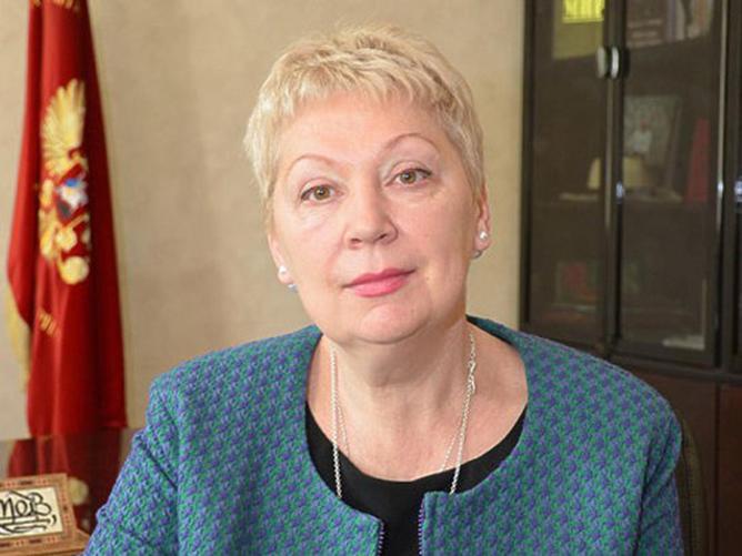 Ольга Васильева - министр образования РФ