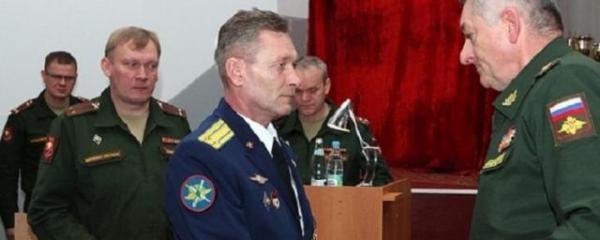 Уральские летчики получили ордена Мужества
