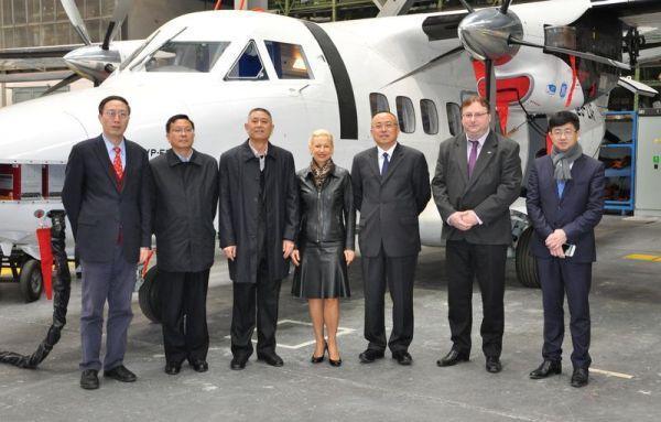 Китай закупает уральские самолеты L-410