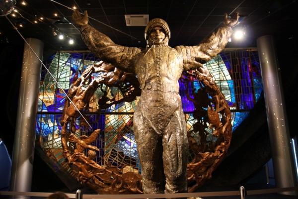 В Ханты-Мансийске покажут личные вещи Юрия Гагарина