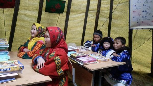 Обучение коренных малых народов Севера