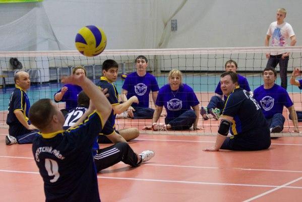 Центр адаптивного спорта Сургут