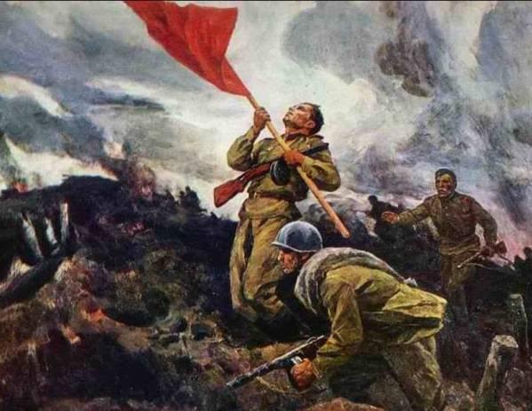 Тест по истории Великой Отечественной