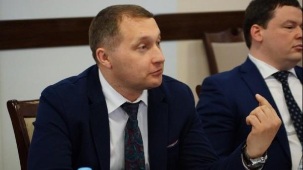 Андрей Бондарев ХМАО политконсультант
