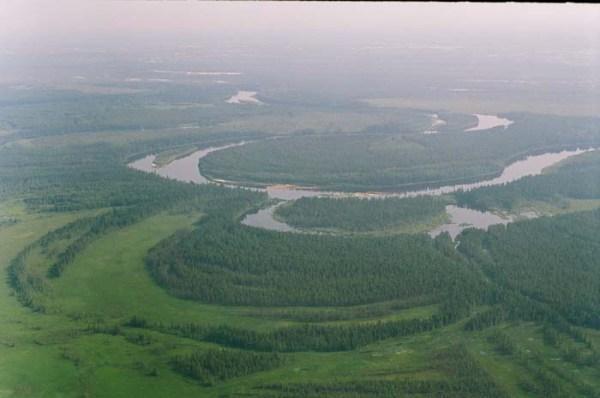 Природный парк Нумто сохранили