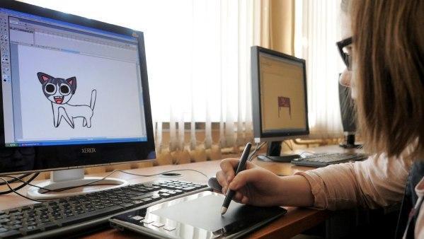 курсы анимации и видеосъемки для детей в Екатеринбурге