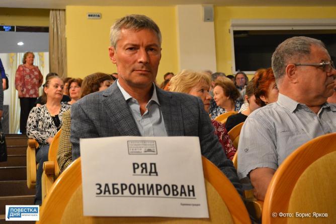 Ройзману предложат идти на выборы губернатора от партии пенсионеров