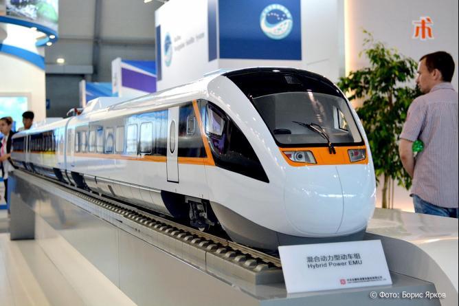 «Синара» вместе с китайцами будут производить вагоны для ВСМ