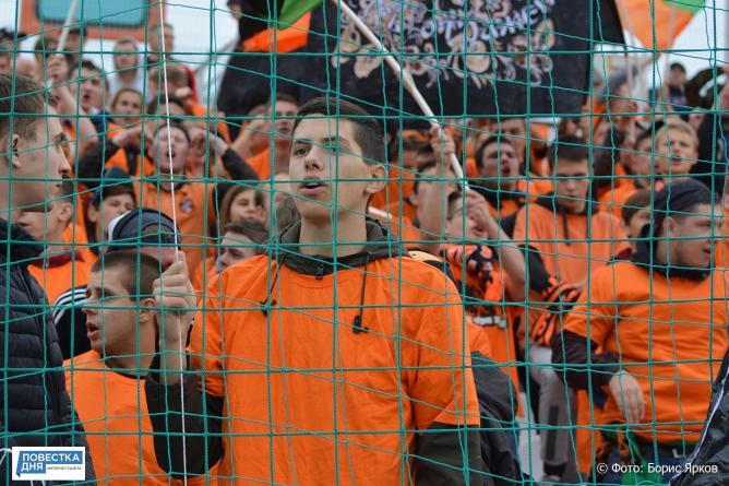 ФК «Урал» упустил победу на «Краснодаром в добавленное время