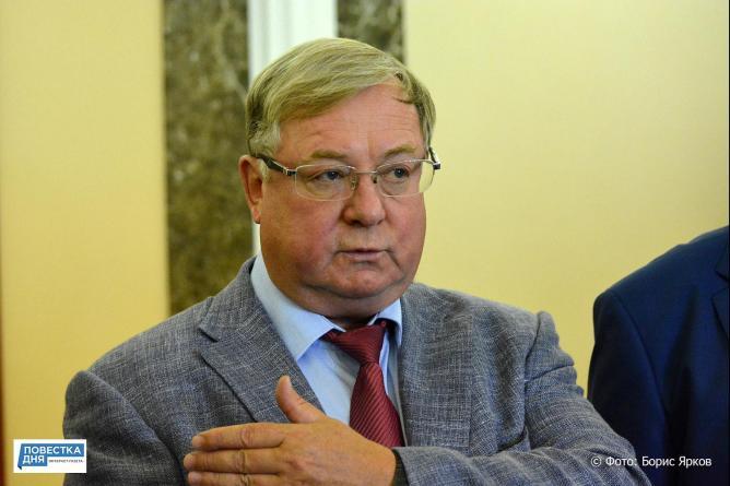 Глава наблюдательного совета Фонда ЖКХ Сергей Степашин