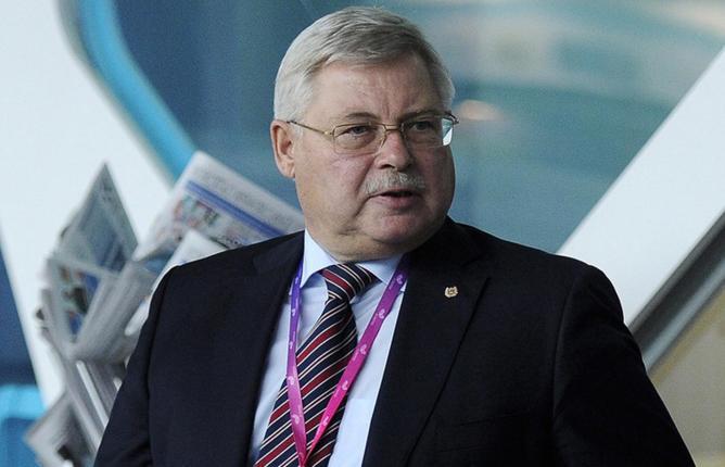 ВРИО губернатора Томской области назначен Жвачкин