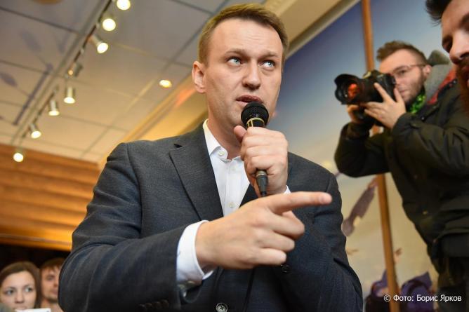 Навальный надеется на поддержку Ройзмана
