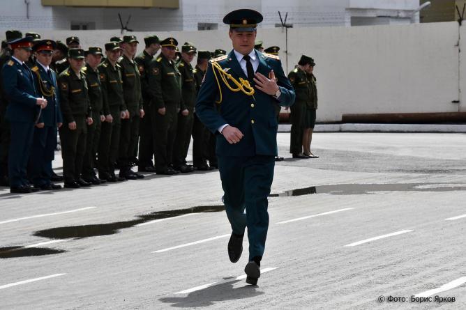 Медали Суворова вручены ликвидаторам сибирской язвы в ЯНАО