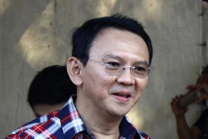 Губернатор Джакарты Басуки Тжахаджа Пурнама