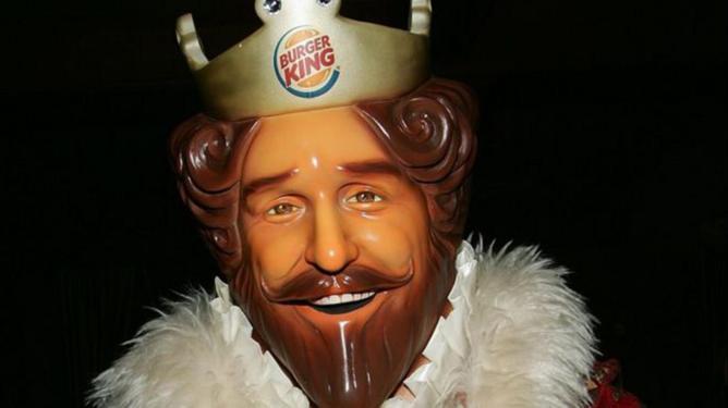 Королевская семья Бельгии выступила против Burger King