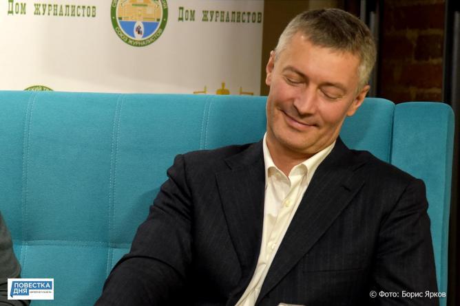 Евгений Ройзман стал «Яблоком» партийного раздора