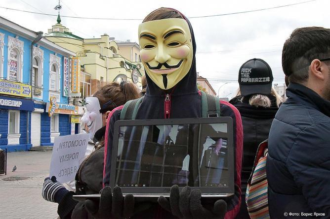 Анонимность в Интернете, Минкультуры борется в интернет-пиратами