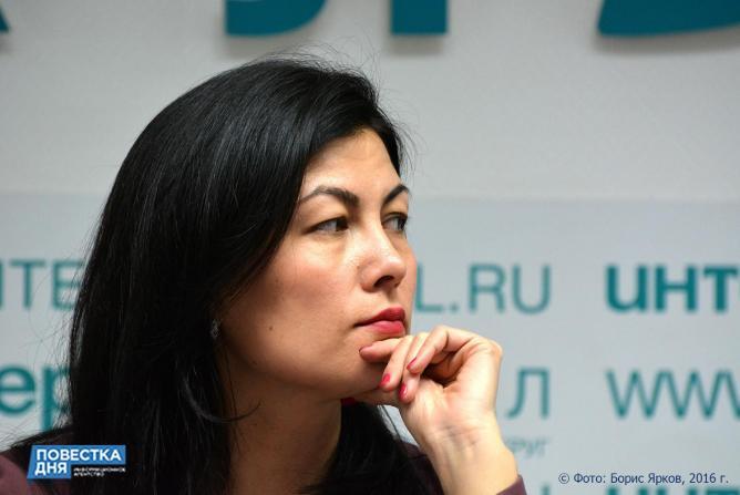 Директор Центра развития туризма Свердловской области Эльмира Туканова