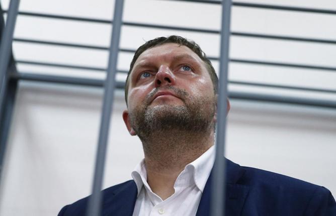 Губернатора Кировской области арестовали на два месяца