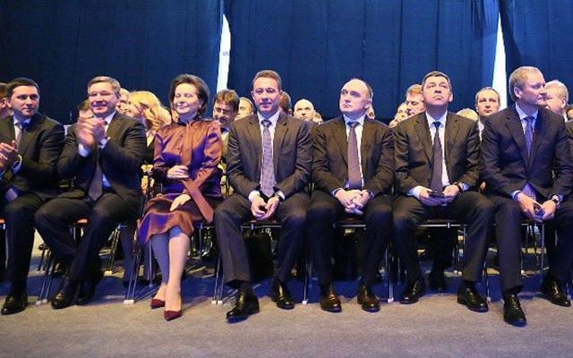В Рейтинге эффективности уральские губернаторы показывают стабильность