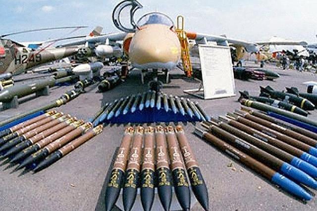 По экспорту оружия мы вторые в мире