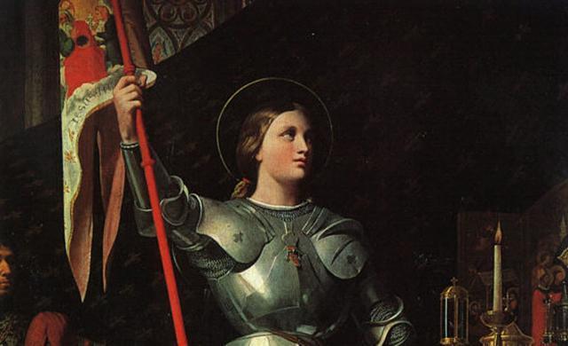 Кольцо французской национальной героини Жанны д'Арк продано на аукционе в Лондоне