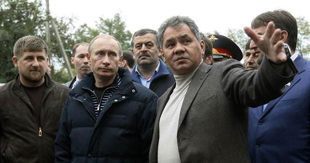 Кадыров: США объявили Путину «настоящую войну»