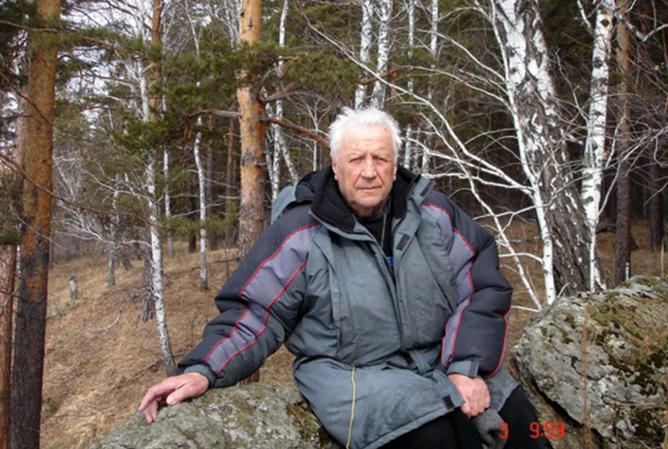 Академик Геннадий Швейкин