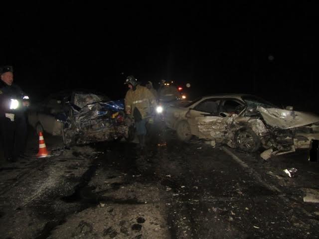 Ночью на трассе Серов-Екатеринбург произошло смертельное ДТП