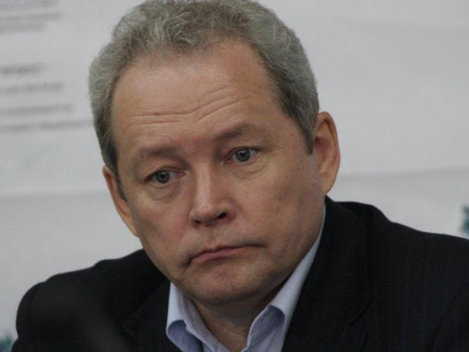 Виктор Басаргин подал в отставку