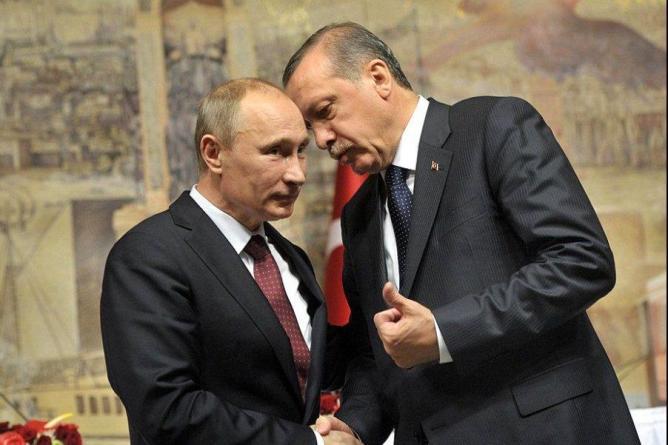 Можно всё, кроме помидоров: Путин и Эрдоган договорились о снятии торговых ограничений