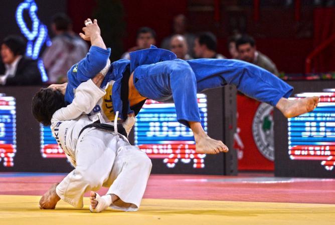 В мае екатеринбуржцы смогут увидеть международные соревнования по дзюдо