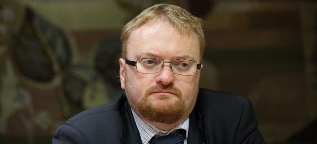 Левин: Милонов не понимает сути интернета