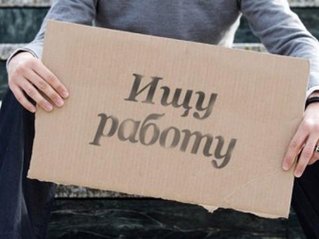 В России увеличилось число граждан, сидящих без работы год и более