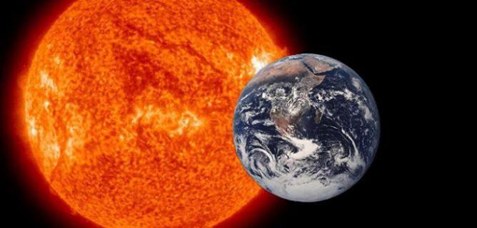 ВЦИОМ: каждый четвёртый россиянин считает, что Солнце вращается вокруг Земли
