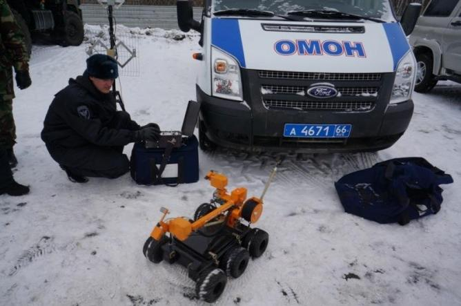 В Санкт-Петербурге обнаружили бомбу в жилом доме