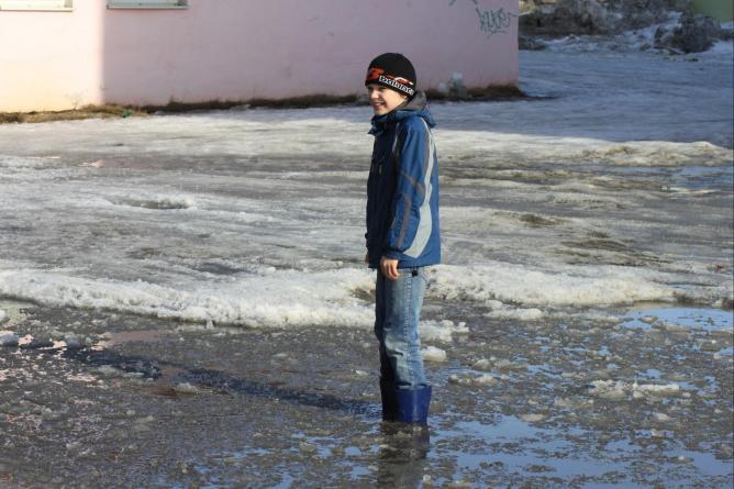 Сегодня в Екатеринбурге ушли под воду 3 улицы