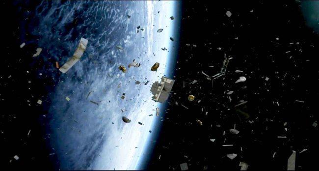 «Роскосмос» проследит за космическим мусором из Бразилии