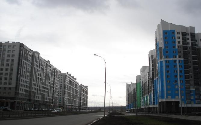 С начала года на Среднем Урале построено около 750 тыс. кв. метров жилья