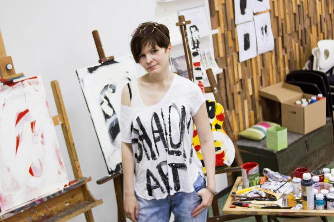В Екатеринбурге стартует благотворительная выставка-продажа картин Анны Шаломовой